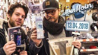 Baumarkt-Spezial Teil 2: Gemeinsam Duschen & Hängematten testen   MoinMoin mit Etienne & Florentin
