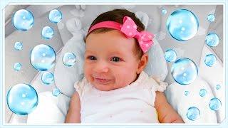 cute baby bubbles