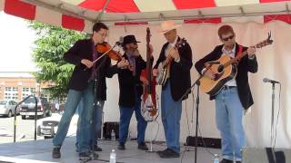 "Oly Mountain Boys Bluegrass Band  -- ""The Sky Fell Down"""