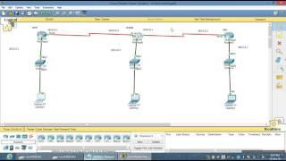 rip v2, eigrp, ospf ( Hardware, Networking & CCNA )