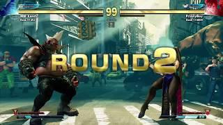 Destaque Seven Points SFV - Birdie vs Chun-li