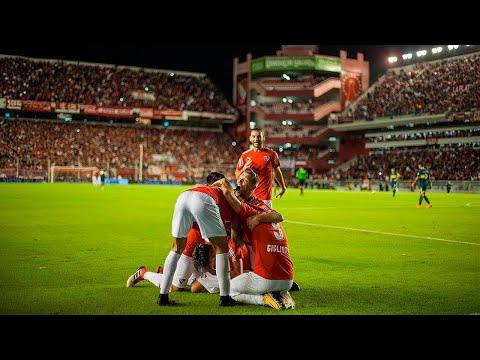 Todos los goles de Independiente • Superliga 2017/2018 • 1080p
