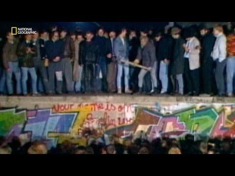 Chute du Mur de Berlin - Generation X