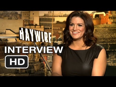 Haywire - Gina Carano Extensive Interview (2012) - HD Movie