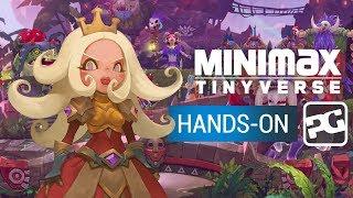 MINIMAX TINYVERSE (iPad) | Hands-On