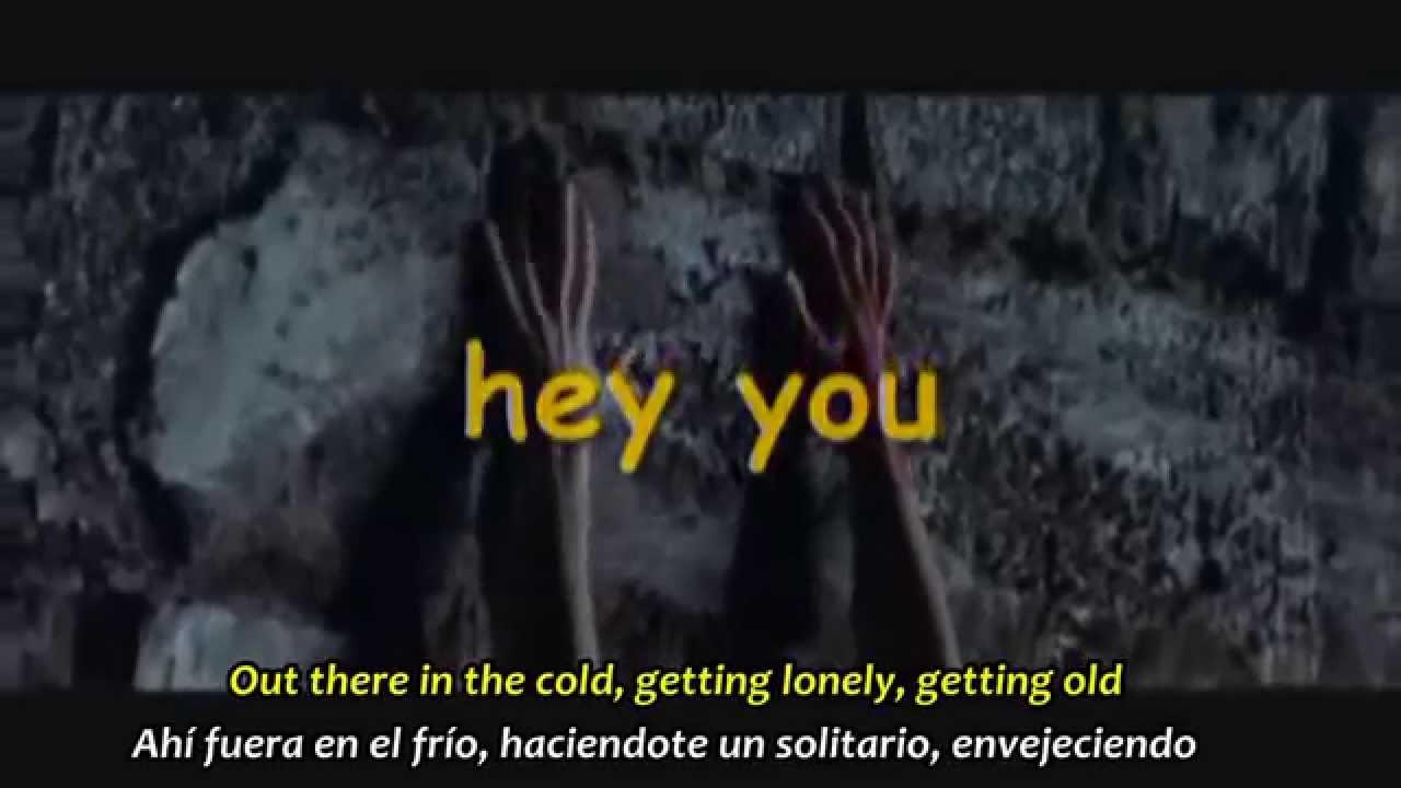 PINK FLOYD HEY YOU Subttulos Espaol Amp Ingls YouTube