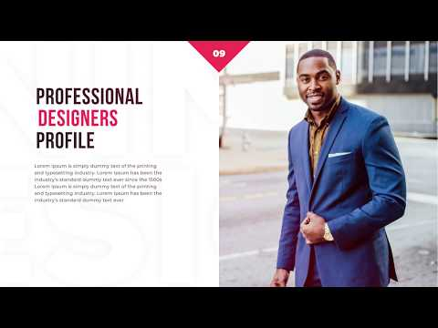 What is a Company Profile: the first company presentation you should design.