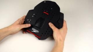 Лопатки Speedo Power Paddle - видеообзор