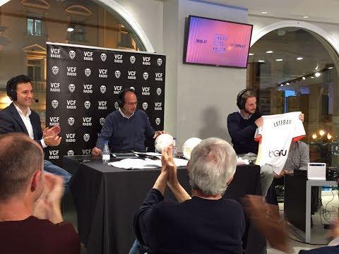 La emocionante final del concurso de VCF Radio ¿Cuánto Sabes del Valencia CF