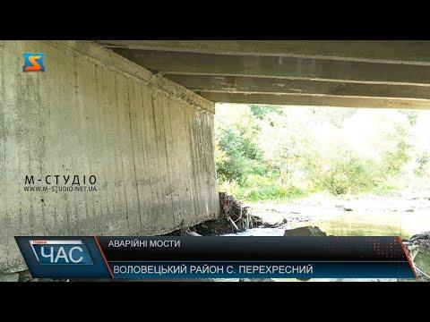 Телекомпанія М-студіо: Аварійні мости. Відрізані від світу