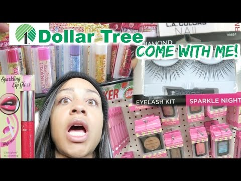 Come with Me to Dollar Tree! NEW Makeup! San Antonio, TX!