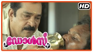 Dolls Malayalam Movie | Scenes | Shanavas slays Saddique for cheating Jaganatha Varma