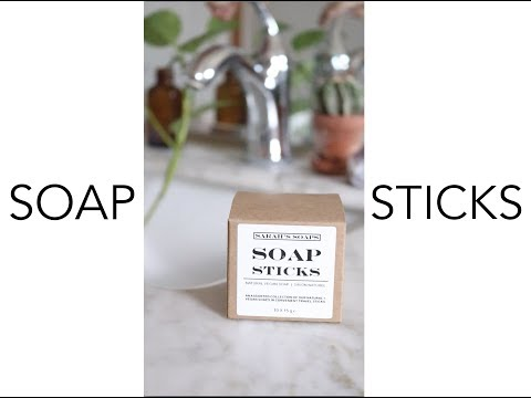 SARAH'S SOAPS – SOAP STICKS