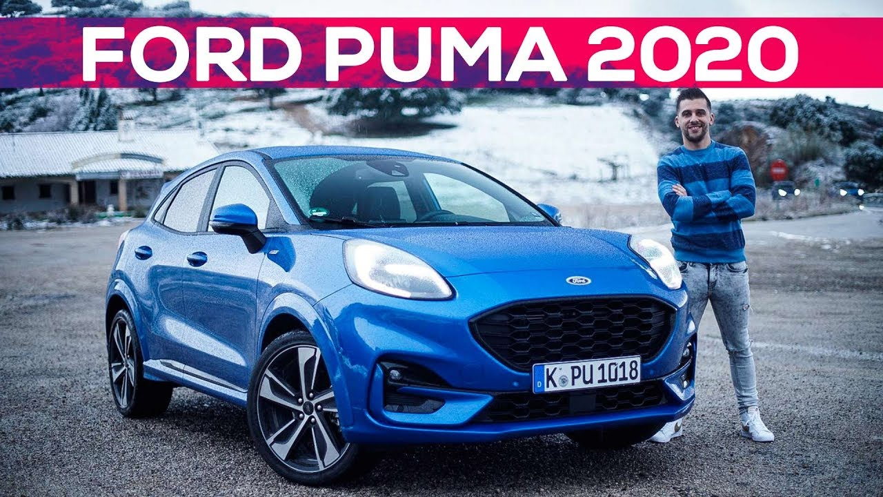 información para últimos lanzamientos alta calidad Ford Puma 2020: primera prueba del nuevo SUV compacto | SoyMotor.com