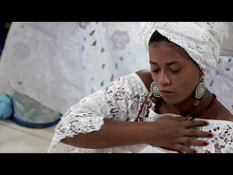 ORISA OYÁ - BRAZILIAN AFRICAN-DERIVED RELIGION - CANDOMBLE