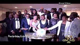 Full Great Saheed Balogun 50 Birthday Celebration