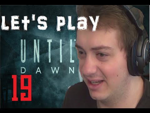 Giant Pig Head!!! - Lets Play Until Dawn Episode 19