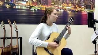 Юлия Липканская - Александра (к/ф Москва слезам не верит)