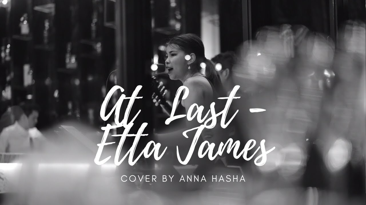 Anna & Hasha - At Last (cover)