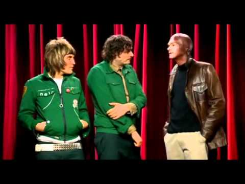 The  fromThe Mighty Boosh episode 6.