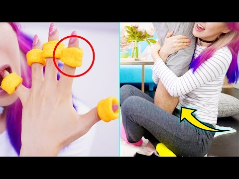 Thumbnail: 30 Weird Things Everyone Did As Kids!!