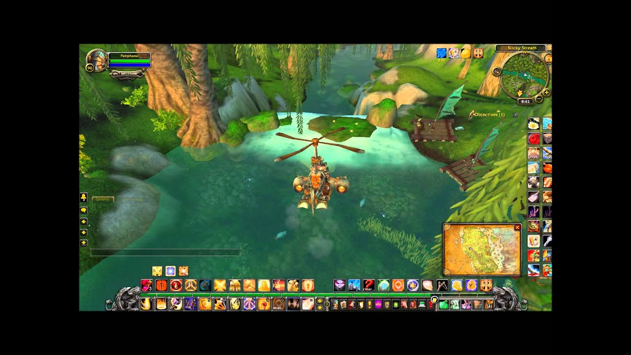 World of Warcraft Lost and Found achievement guide Jade Forest