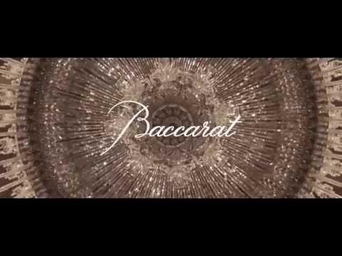 Baccarat - Petit Palais - Lustre 250 lumières