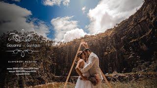 ELOPEMENT WEDDING - Giovanna ♡ Gustavo