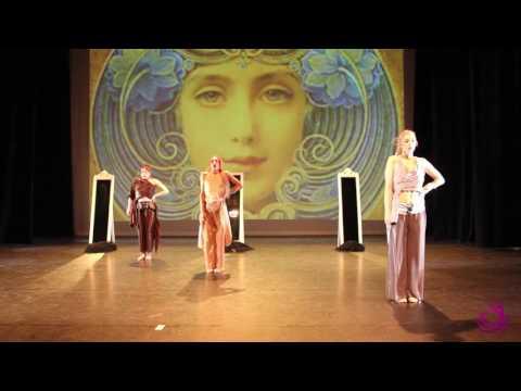 """Rani Art danst voor """"Blijf Groep"""""""