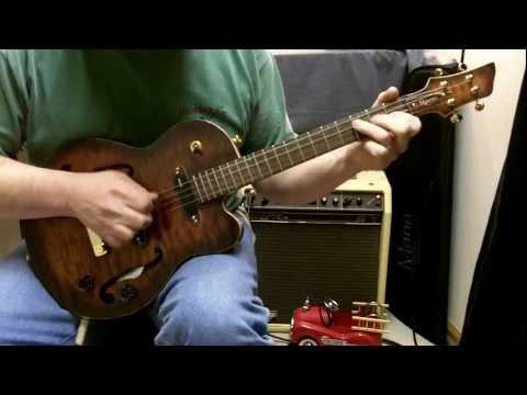 Harmonia Silent Travel Guitar Review