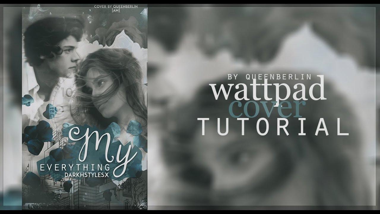 Wattpad Book Cover Tutorial Photo : Como hacer portadas en el mvil edits d t collage