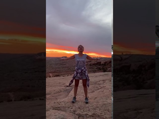 4th Chakra from Arches National Park, Moab, Utah