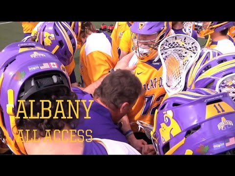 All Access: Albany vs. UMBC