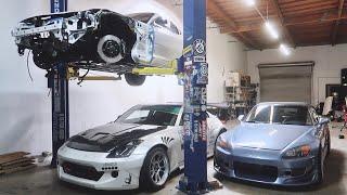 Rx7 Brake Upgrade + Big News!!