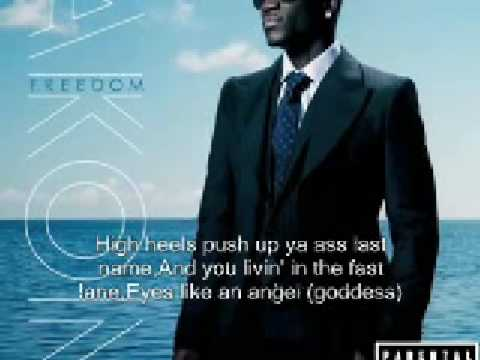 akon beautiful WITH LYRICS ON SCREEN