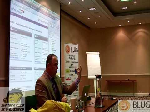 BLUG 2012 Keynote with Chris Crummey of IBM