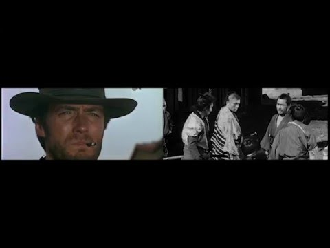 Yojimbo and Fistful of Dollars