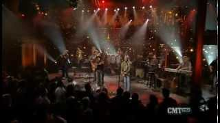 Zac Brown Band & Jimmy Buffett   Chicken Fried Live CMT Crossroads