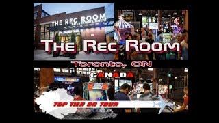 Top Tier on Tour - The Rec Room (Toronto) Arcade Review [HD]