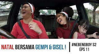 Gisel & Gempi DICULIK Boy William! - #NebengBoy S2 Eps. 11