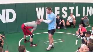 Jesse Leng - Defending double leg takedown - Funk Role