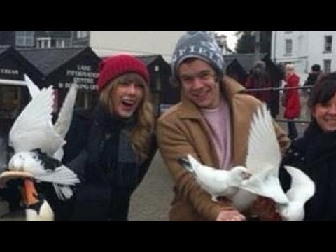 Taylor Swift Meets Harry Styles' Family in England
