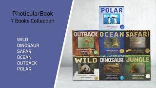 Photicular book | 포티큘러북 | 움직이는…