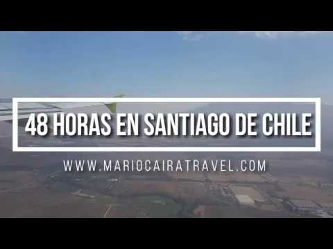THE BEST SANTIAGO DE CHILE | Mario Caira TV | Travel