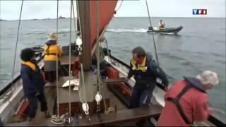 Entre Terre&Mer au 13 heures de TF1 du 29 juin 2013
