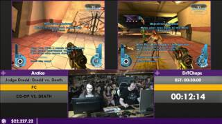 #ESA16 - Judge Dredd: Dredd vs. Death [CO-OP VS. DEATH] by Arctice and DrTChops