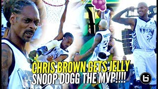 Snoop Dogg & Chris Brown SHUT S**T DOWN! 2 Chainz, Lil Dicky! Hilarious Commentary By Mike Rapaport