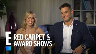 What's Next For Colton Underwood & Cassie Randolph? | E! Red Carpet & Award Shows