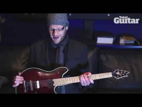 Me And My Guitar: Killswitch Engage's Adam D and his EVH Wolfgang