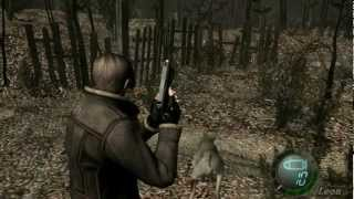 Resident Evil 4 Gameplay ita Parte 1 ( Pc ) L